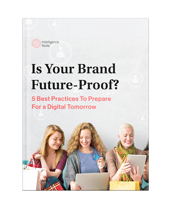 Is Your Brand Future-Proof Book cover