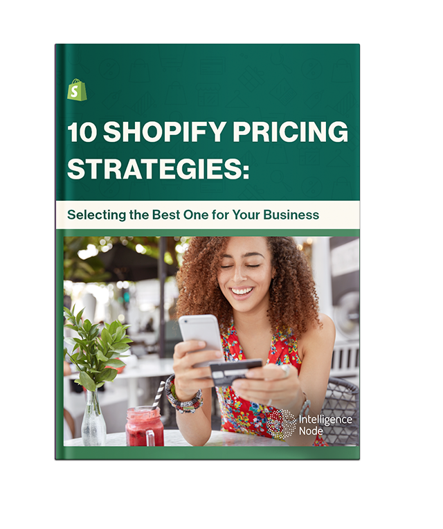 Shopify Pricing Guide  - Book Cover